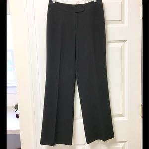 Gorgeous Ann Taylor classic black trousers!